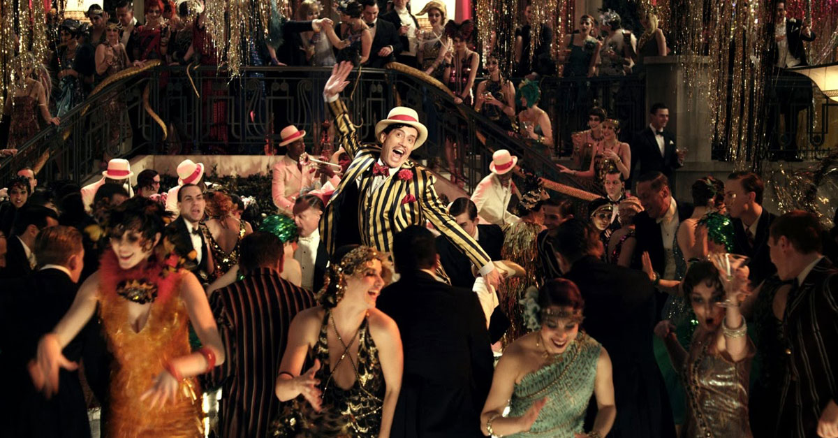 Make Party Like Great Gatsby!