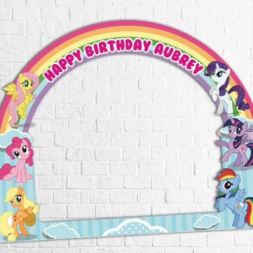 Little Pony Photo Frame